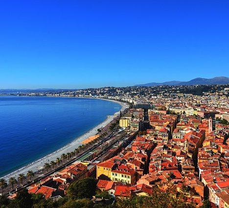 Comment visiter la côte d'Azur?